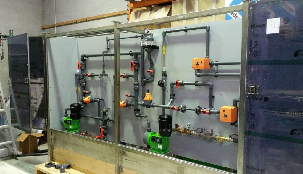Alum Dosing Systems