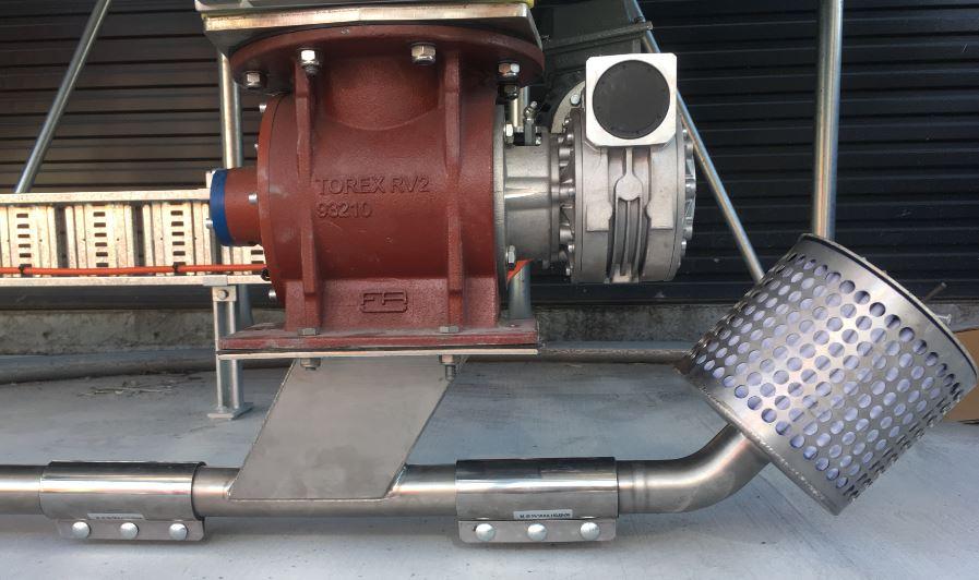 Vacuum Intake Filters
