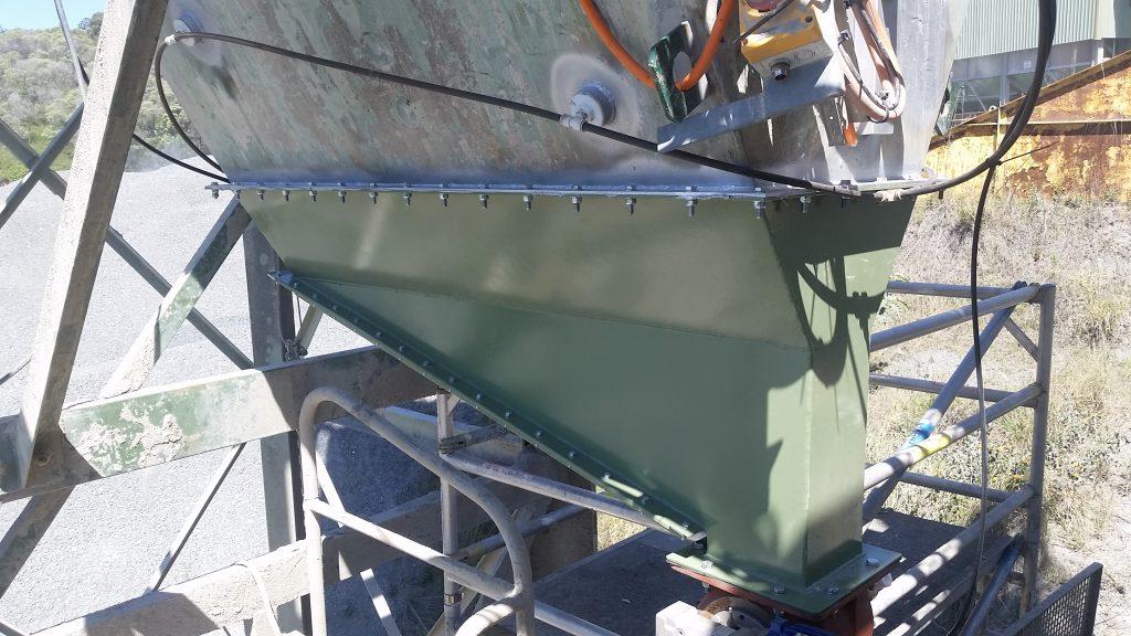 Air Slides Installation